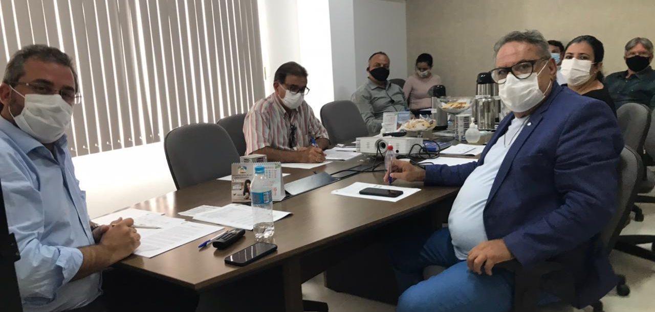 Reunião da Diretoria executiva do CRECI-SE